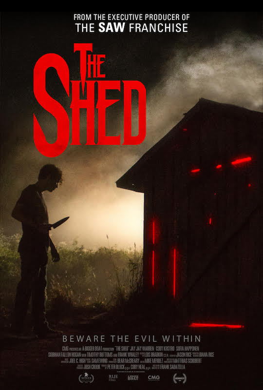 The Shed - Stan's Hiding Something Terrifying in Latest Trailer for THE SHED