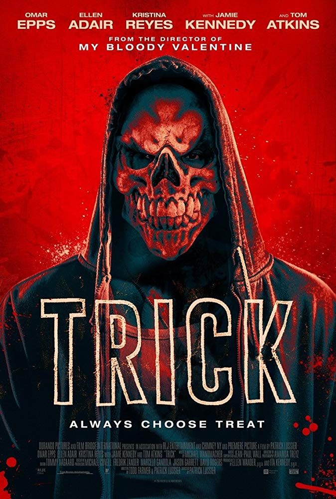 Tom Atkins Pulls Shotgun on Pranksters in Our Exclusive Clip from TRICK, Now Playing