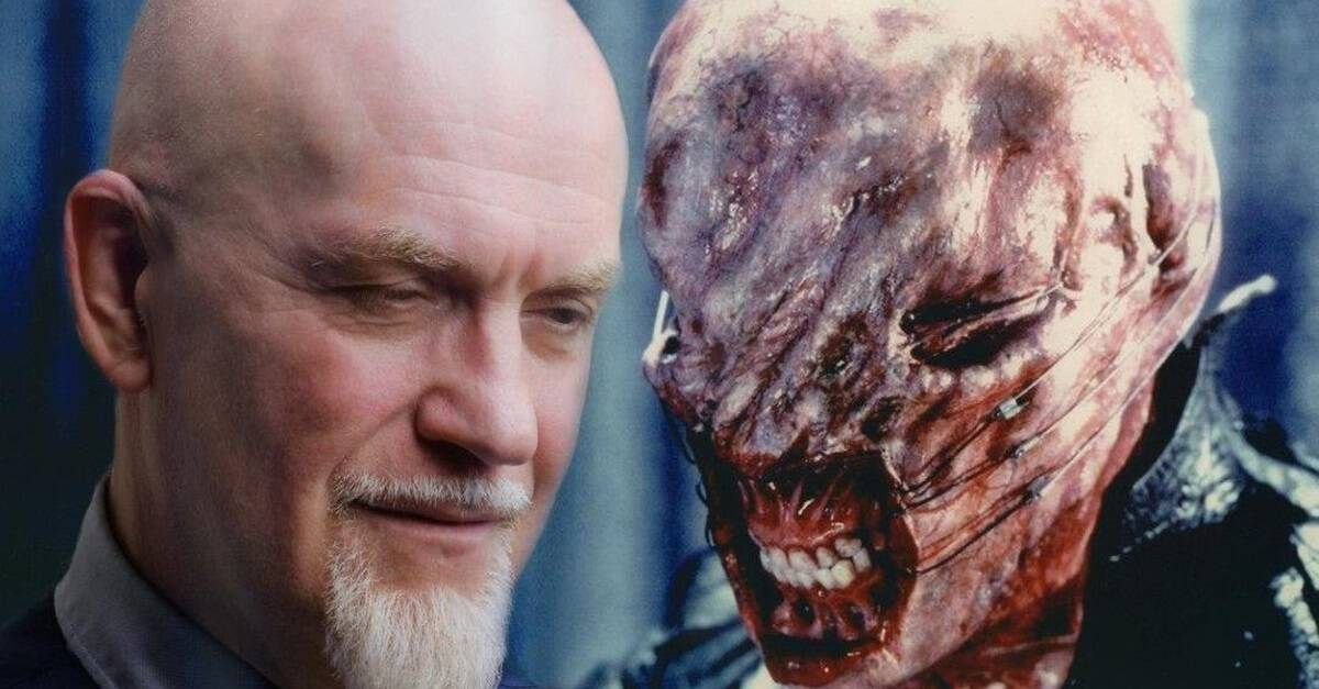 Vince Chatterer Banner - Interview: In Advance of 1-Man Show, HELLRAISER/NIGHTBREED Star Nicholas Vince Talks I AM MONSTERS!