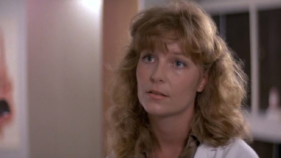 WendyWessbergCover 560x315 - Exclusive: HALLOWEEN III's Wendy Wessberg Recalls Drill to the Head!