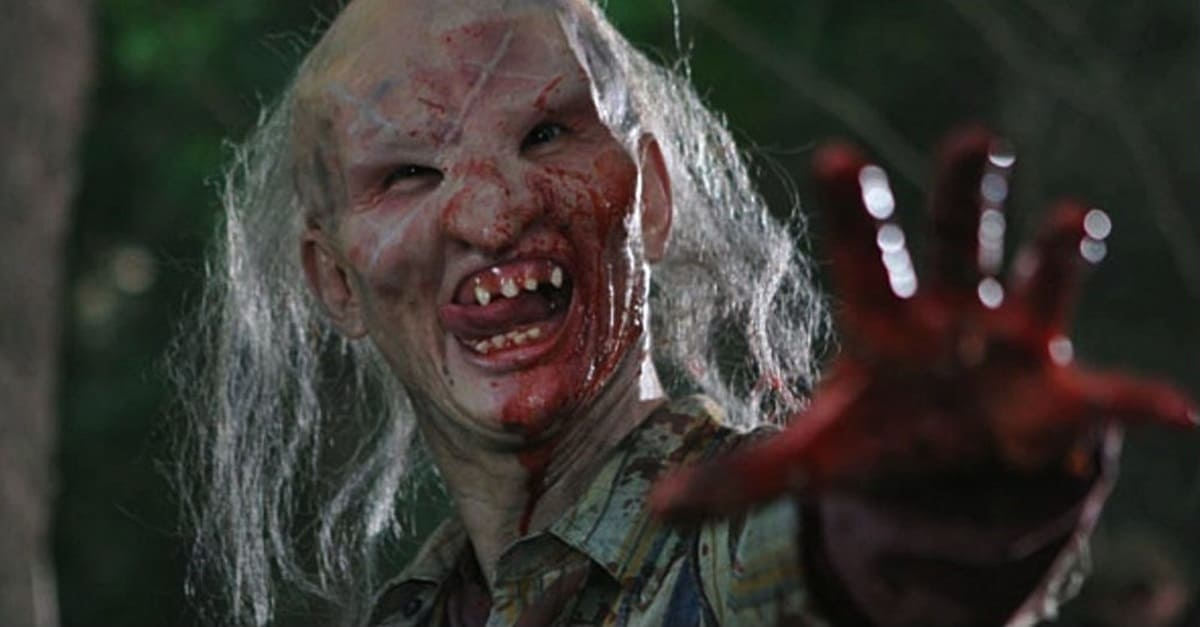 Wrong Turn banner - WRONG TURN Reboot Currently Filming + Cast Revealed Including Matthew Modine & Damian Maffei!