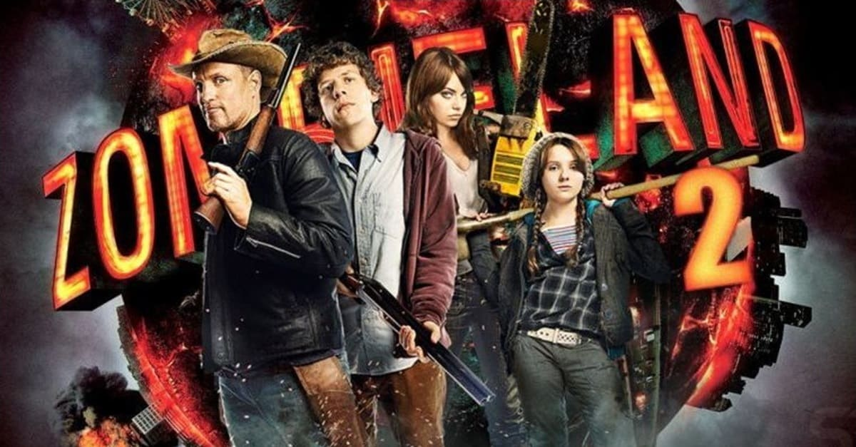 Zombieland DT Banner - Who Goes There Podcast: Ep 234 - ZOMBIELAND 2: DOUBLE TAP