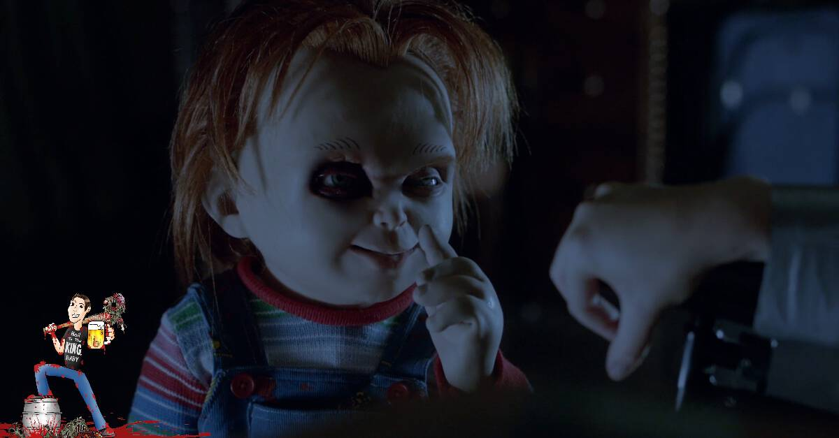 curse of chucky 1 - Drinking With The Dread: Get Gothy And Intoxicated With CURSE OF CHUCKY