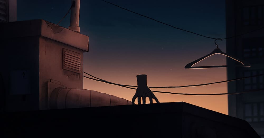 i lost my body still 1 - Watch A Severed Hand Search For Its Owner In Trailer For French Animated Feature I LOST MY BODY