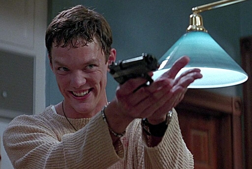 scream lillard 1024x689 - You'll Never Guess Who Matthew Lillard Auditioned to Play on THE WALKING DEAD