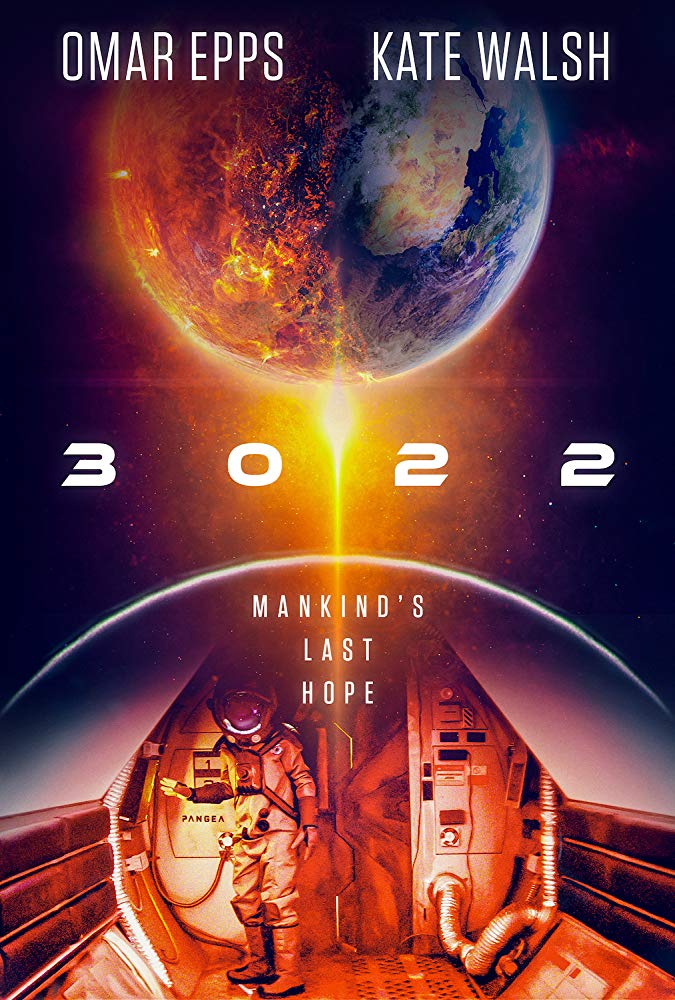 3022 Poster - Contest: iTunes Digital Download Giveaway - 3022 starring Omar Epps, Kate Walsh & Miranda Cosgrove