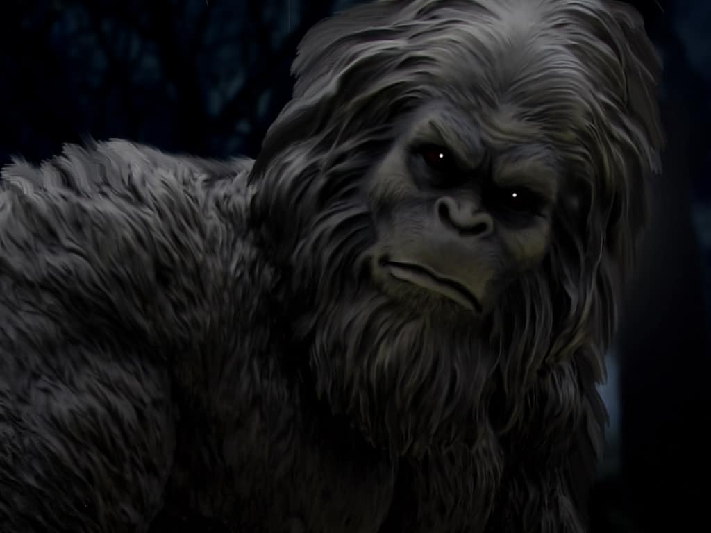 Bigfoot Banner - Travel Channel Assembles Elite Team for Uncanny New Series EXPEDITION BIGFOOT