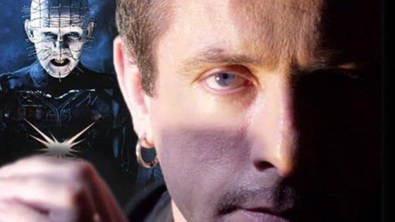 CB 560x315 - Clive Barker Making His Presence Felt at SHOCKFEST This Weekend!