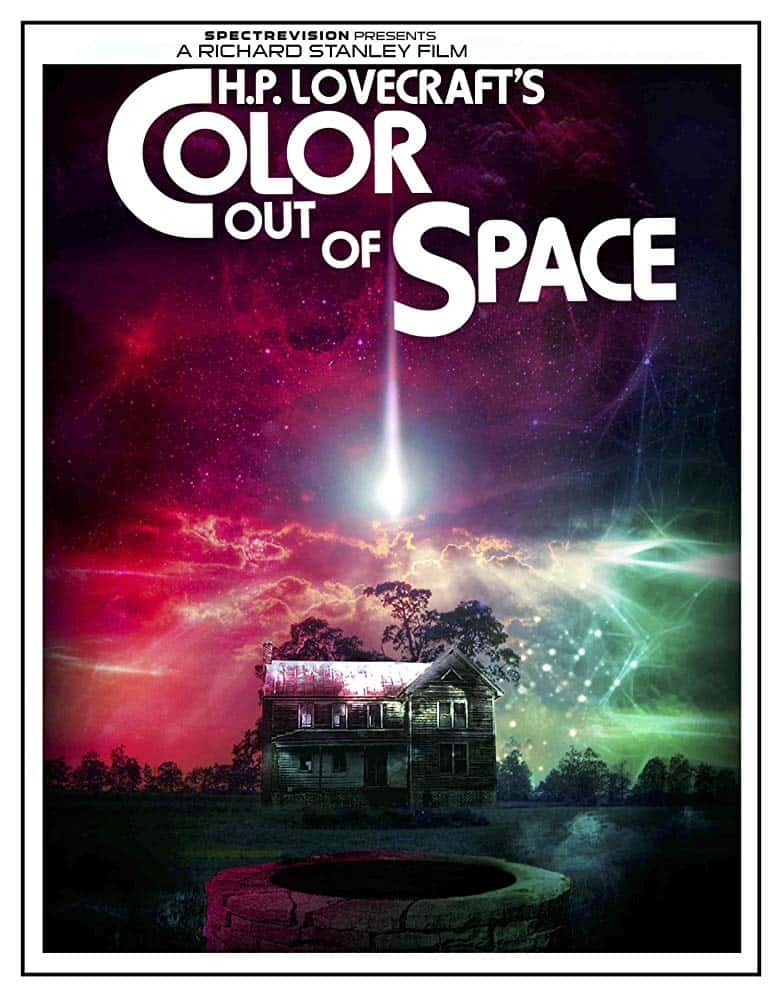 Color Out of Space poster - Trailer for COLOR OUT OF SPACE is Here to Melt Your Brain