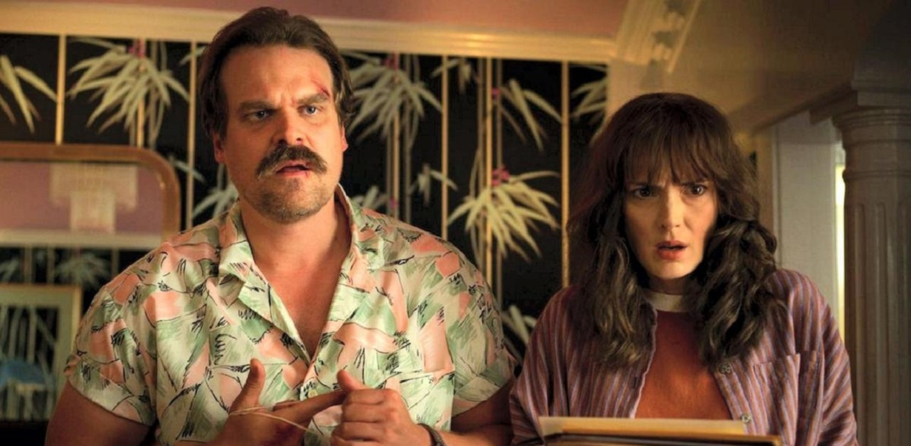 David Harbour Thought STRANGER THINGS Was Going to Be a Disaster - David Harbour Thought STRANGER THINGS Would Bomb
