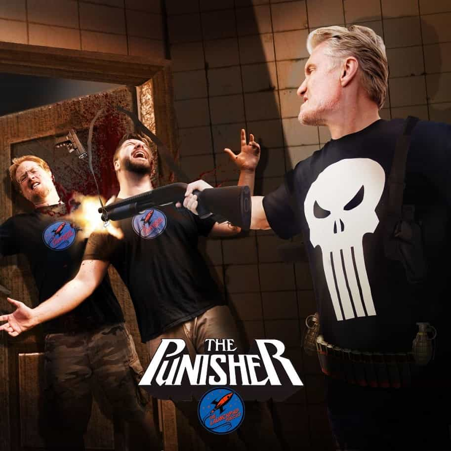 Dolph Lundgren The Punisher 4 - Dolph Lundgren Returns as THE PUNISHER in New Photoshoot