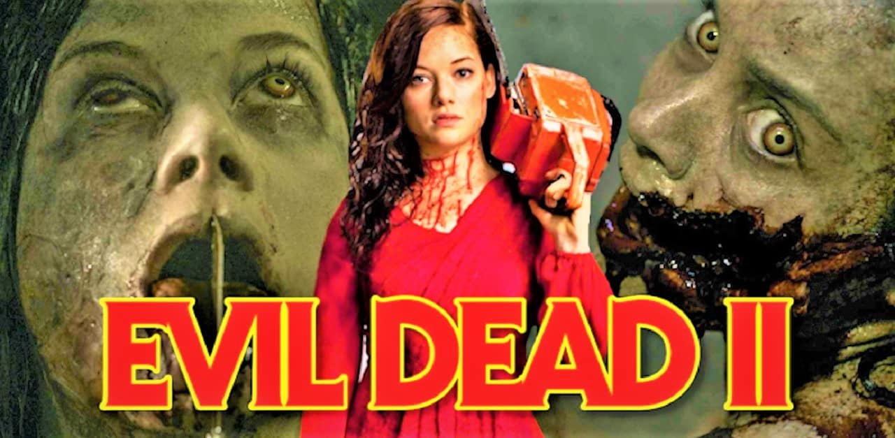 EVIL DEAD PART II Header - Bring on Fede Alvarez's EVIL DEAD PART II!