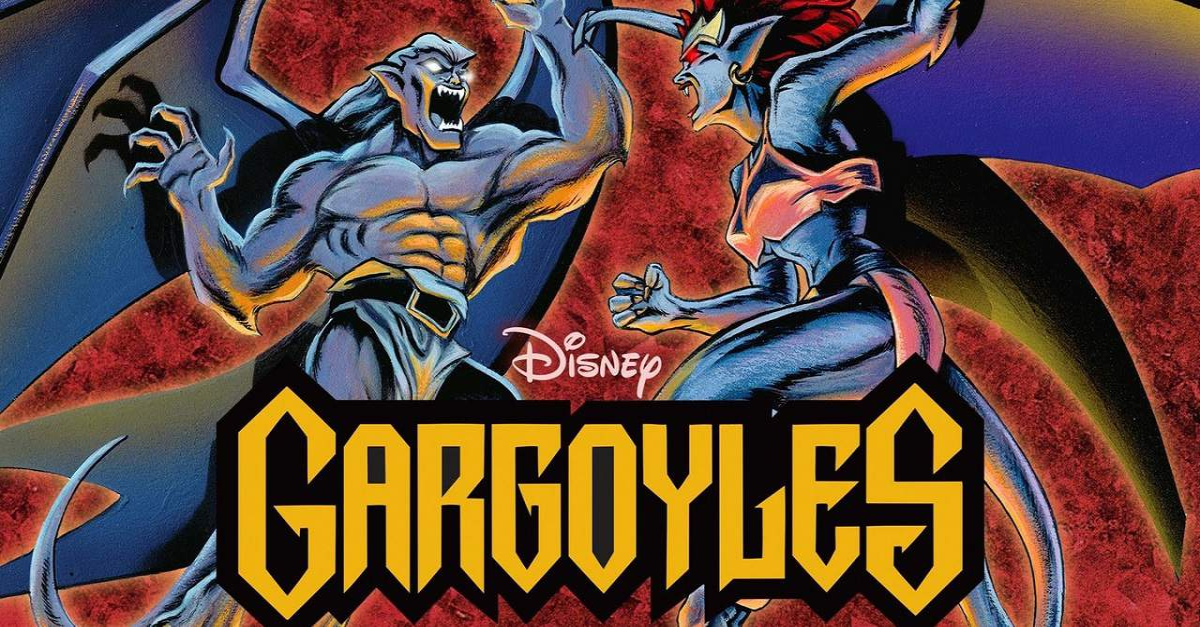 GARGOYLES Star Ready for Revival - GARGOYLES Star Ready for Revival