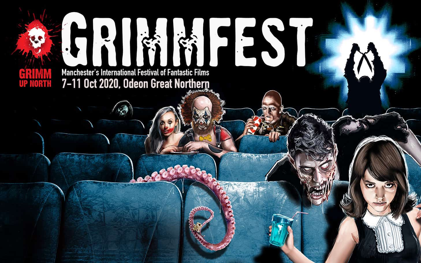 Grimmfest 2020 image 3 - Dread Central Gets 1st GRIMMFEST 2020 News: Dates, Venue, & Guests Announced!