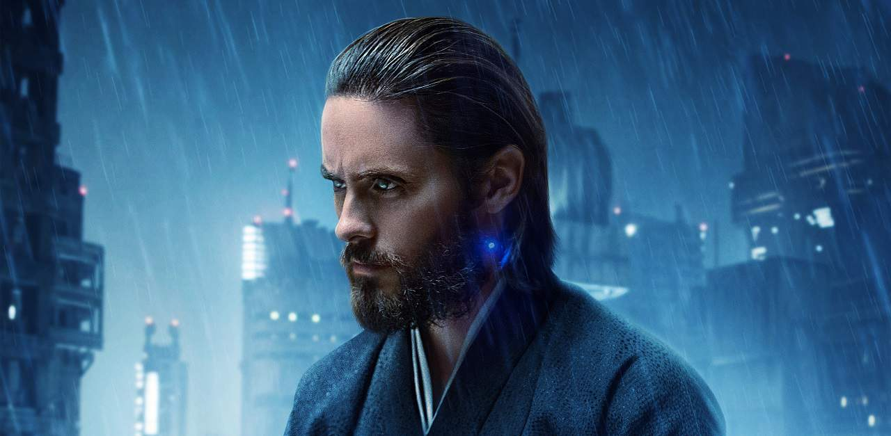 Jared Leto MORBIUS To Appear in BLADE Reboot - Jared Leto's MORBIUS May Appear in BLADE Reboot