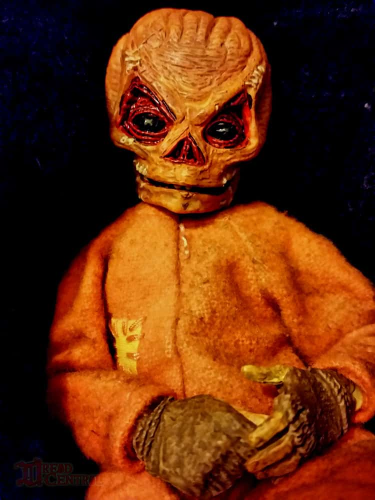 NECA Trick R Treat Sam Clothed Action Figure 009 - TRICK 'R TREAT's Sam Has a Busy Night!