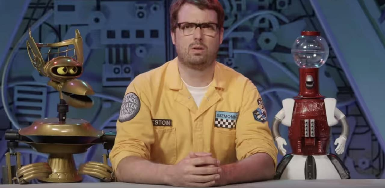 NETFLIX CANCELS MYSTERY SCIENCE THEATER 3000 - Netflix Cancels MST3K
