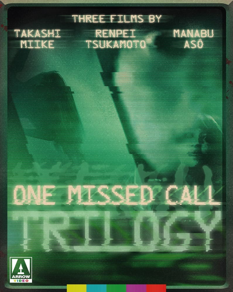 One Missed Call Trilogy DC - ONE MISSED CALL Trilogy Haunts Blu-ray For First Time in 2020