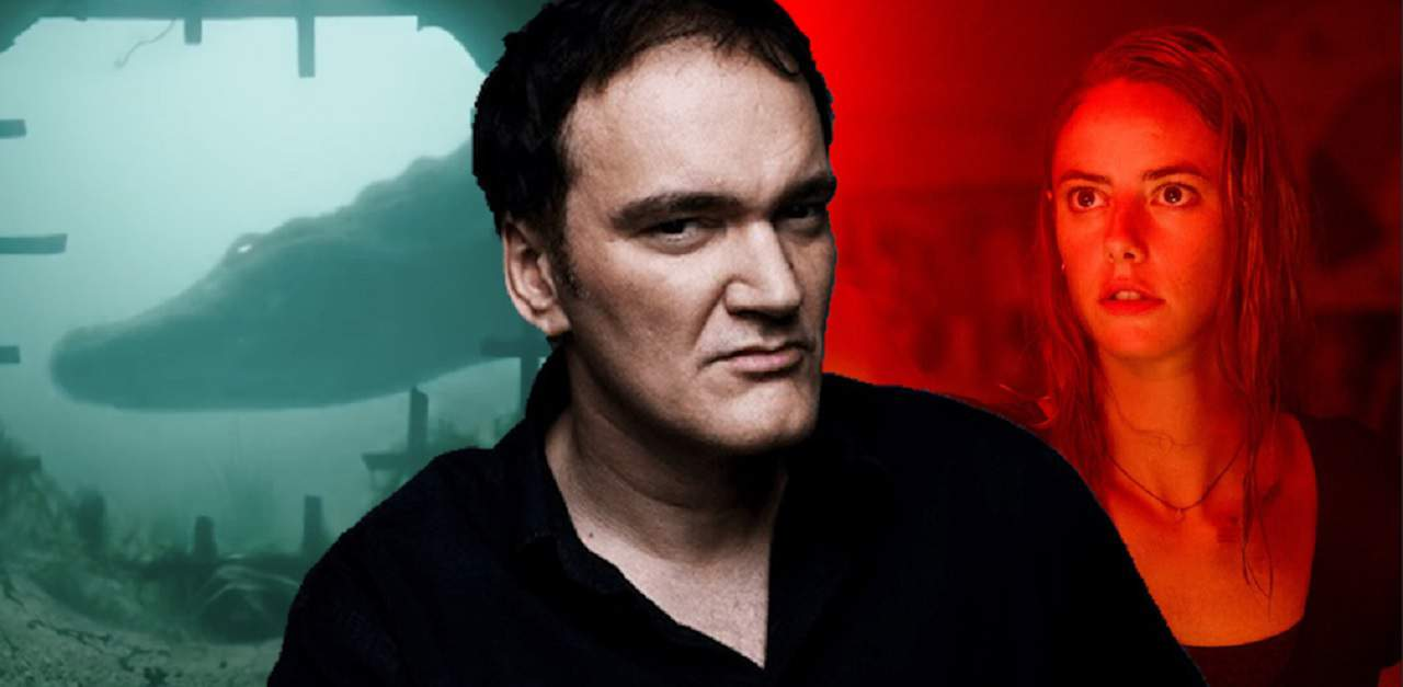 Quentin Tatrintio Crawl - Quentin Tarantino names CRAWL his favorite film of 2019!
