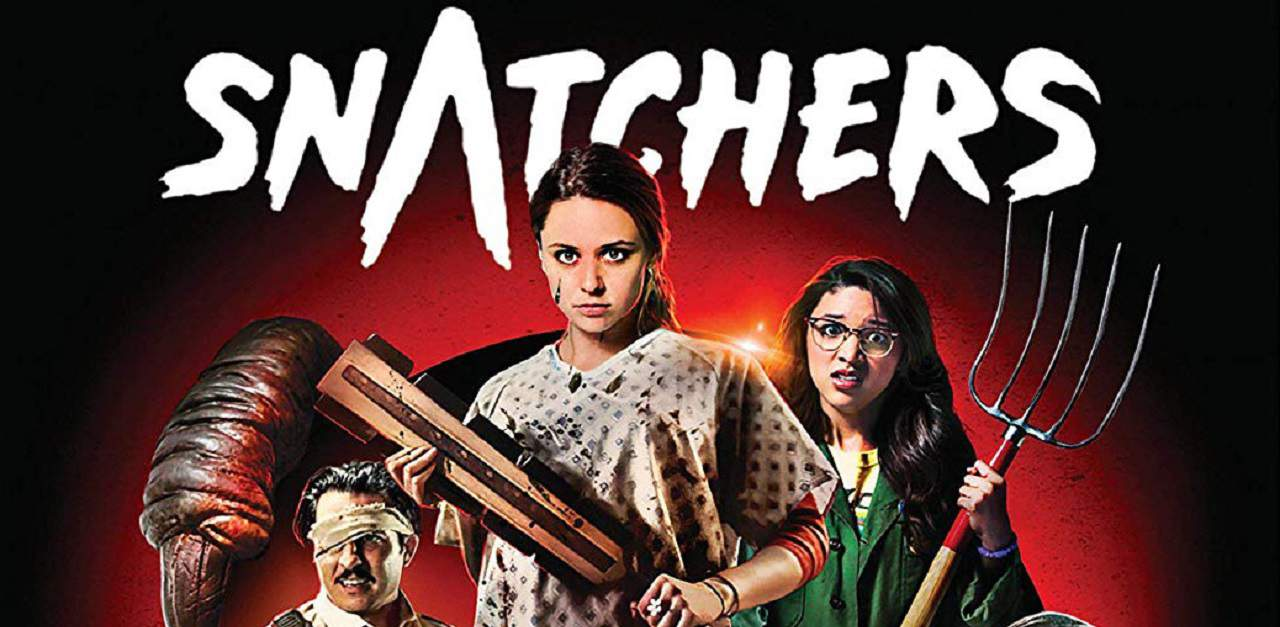 SNATCHERS BLU RAY DC - SNATCHERS Blu-ray Coming February 2020
