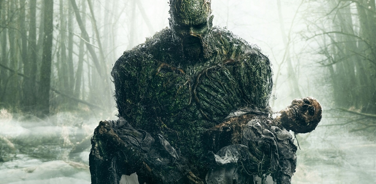 SWAMP THING The Complete Series Hits Blu ray in 2020 - SWAMP THING: The Complete Series Hits Blu-ray in 2020