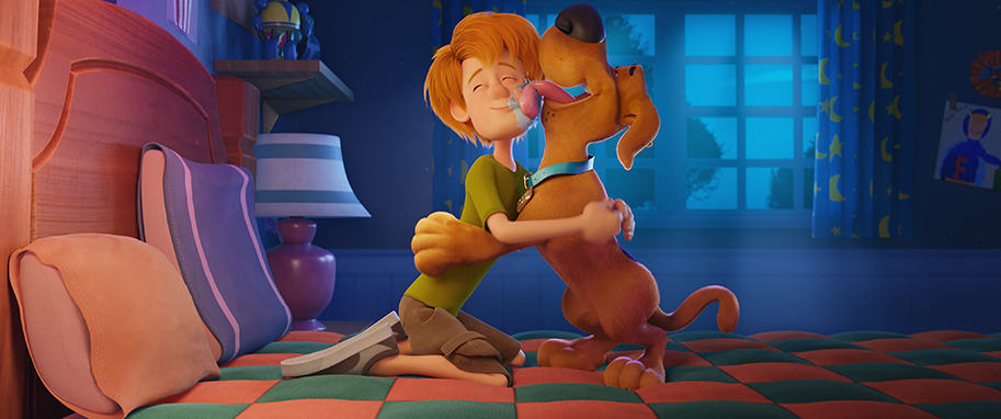 Scoob First Look 4 - First Look: Animated Scooby-Doo Reboot SCOOB! - Trailer Monday