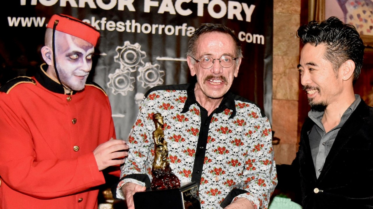 Shockfest 2019 CB - Awards Announced: Clive Barker is the Big Winner at SHOCKFEST 2019 in Las Vegas