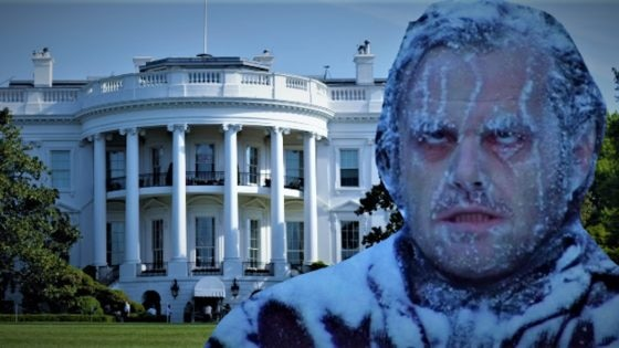 THE SHINING In The White House 560x315 - THE SHINING In The White House? Fede Alvarez's New Movie Sounds Awesome!