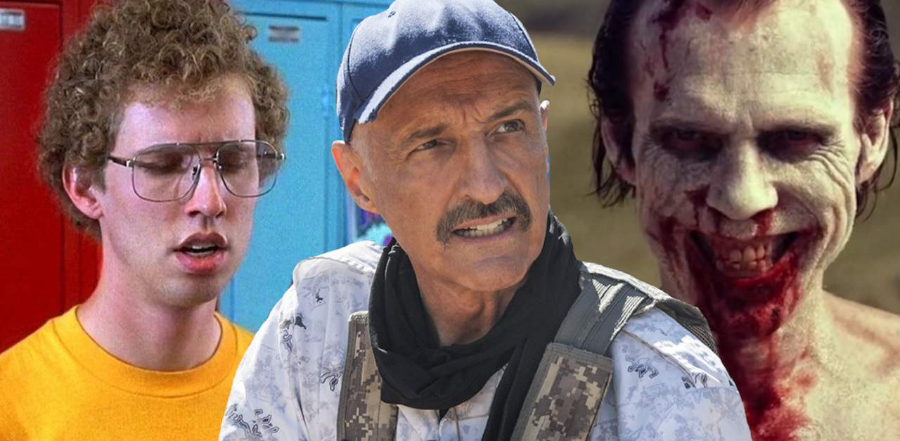 TREMORS 7 Adds Richard Brake and Jon Heder - TREMORS 7 Adds Richard Brake & Jon Heder