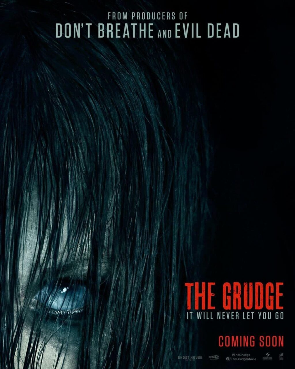 The Grudge Never Let You Go Poster 1024x1280 - THE GRUDGE Set Visit: Bringing Past Grudges to the Present