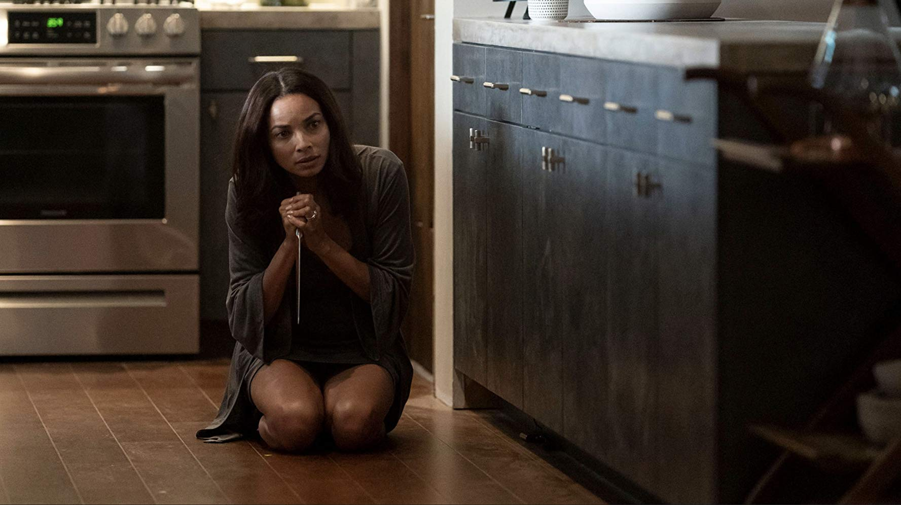 The Purge S2 - Exclusive Interview: Rochelle Aytes Talks Voyuristic Violence in THE PURGE Season 2