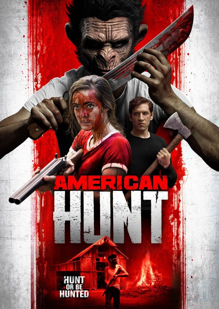 american hunt 725x1024 - Trailer: AMERICAN HUNT Aims to Fill the Void Left by the Cancellation of Blumhouse's THE HUNT