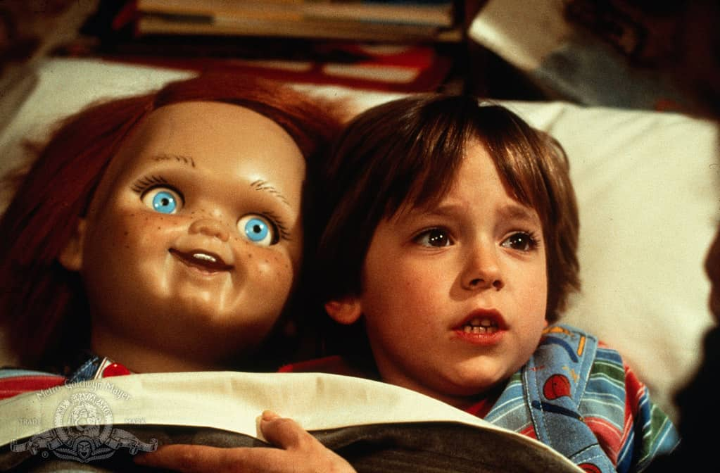childs play - This Day in Horror: CHILD'S PLAY Premiered in theaters