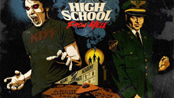 "horiz02 560x315 - HYSTERIA HIGH (a.k.a the ""High School from Hell"") is a Genre-Bending Combination of Horror & True Crime"
