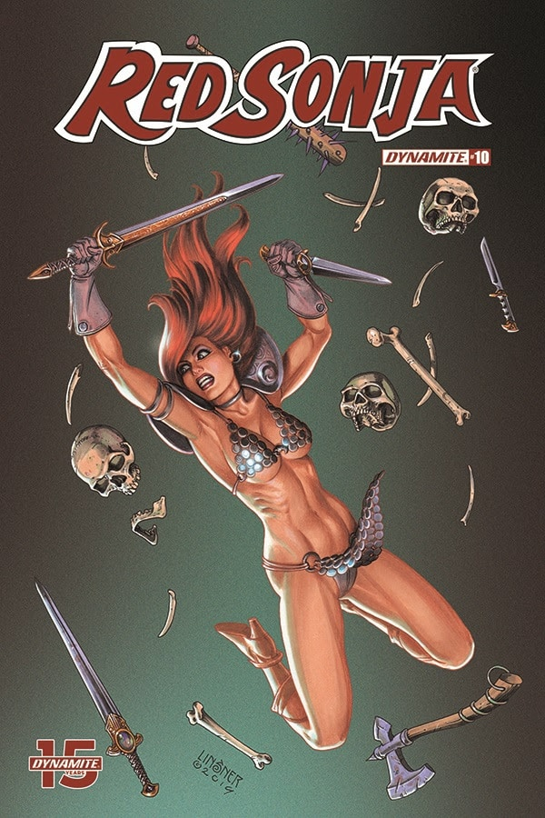 rs2 - KISS, VAMPIRELLA, RED SONJA & More Available Today from Dynamite