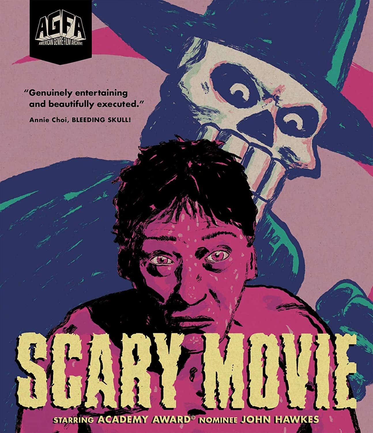 scary movie blu - SCARY MOVIE Blu-ray Review - No, Not That One