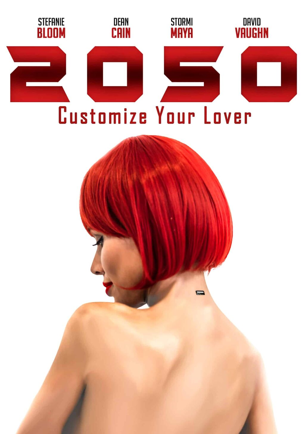 2050 Key Art 1024x1454 - Build Your Perfect Girlfriend in Clip from Sex-Bot Horror Satire 2050