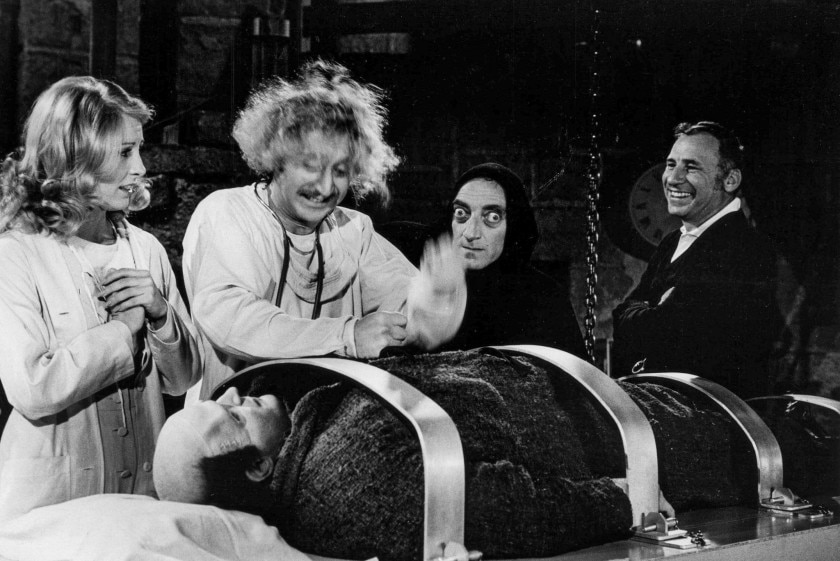 90 - This Day in Horror: YOUNG FRANKENSTEIN Premiered in Theaters