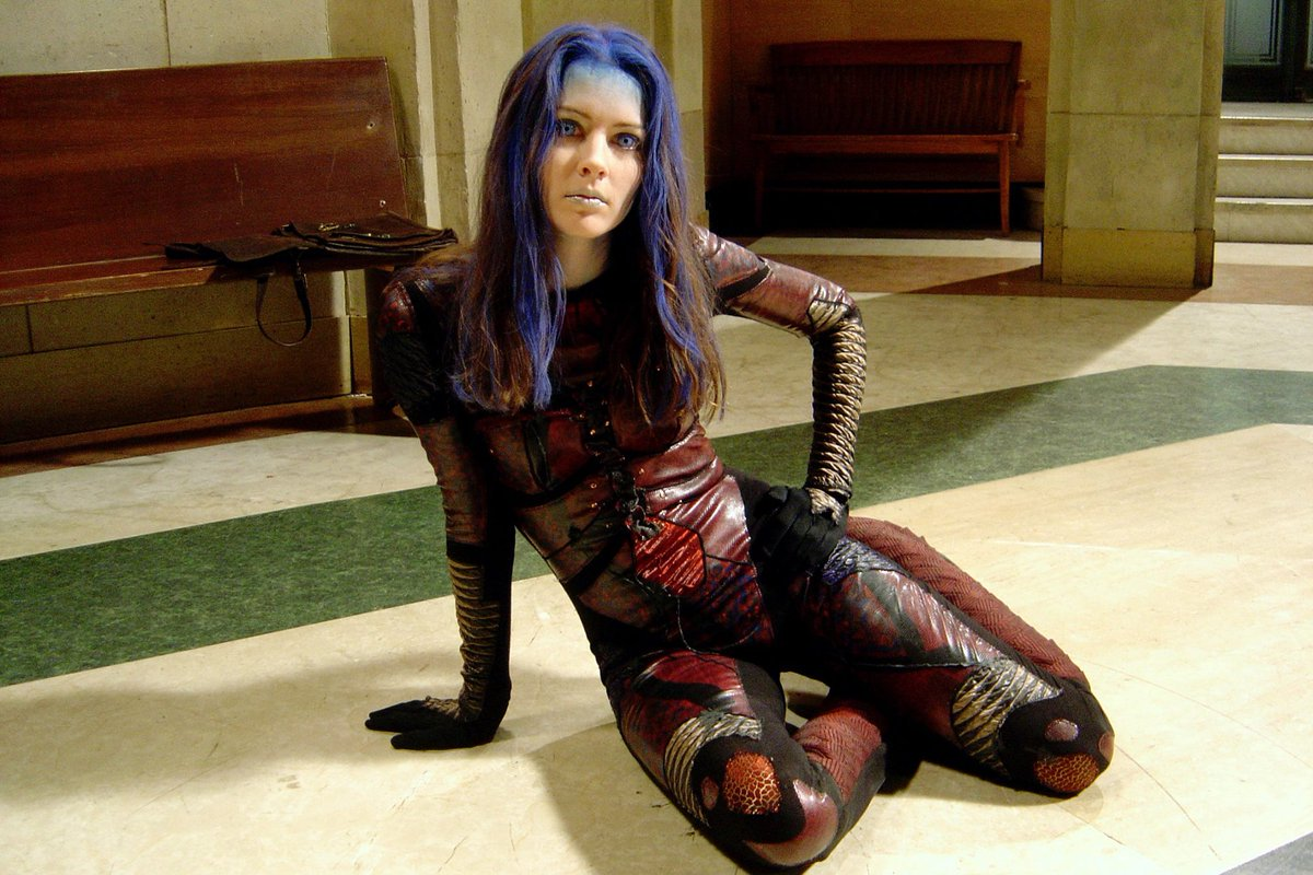 Amy Acker as Illyria amy acker 40291446 1200 800 - This Day in Horror: Happy Birthday Amy Acker