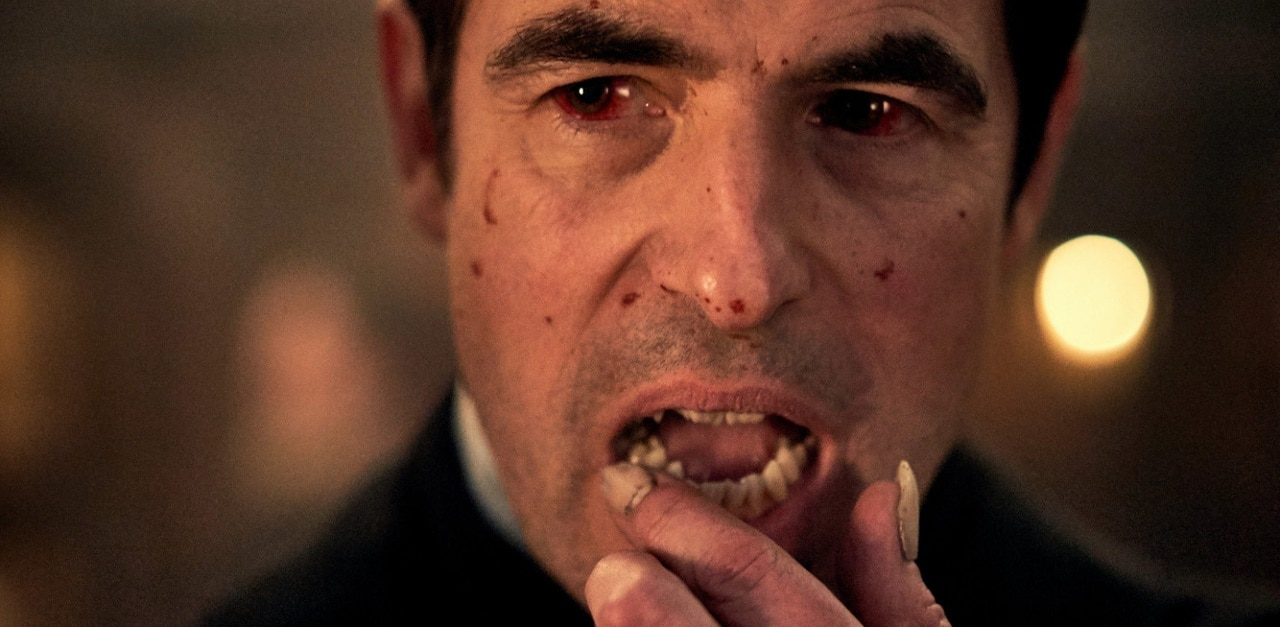 BBCs DRACULA Rises From the Grave on New Years Day - BBC's DRACULA Rises From the Grave on New Year's Day