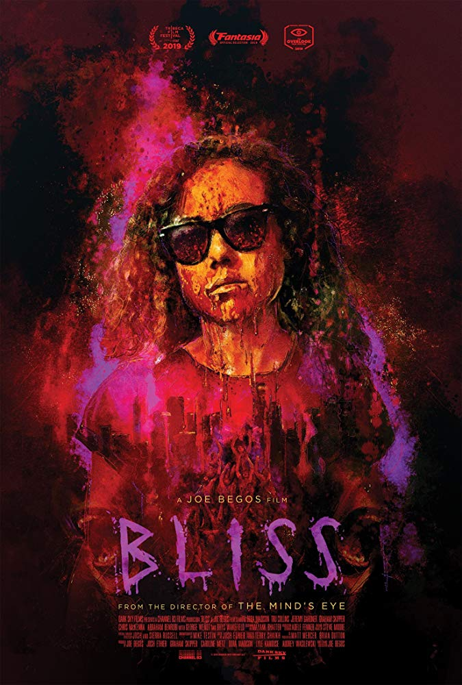 BLISS poster - Michelle Swope's Top 10 Horror Movies of 2019