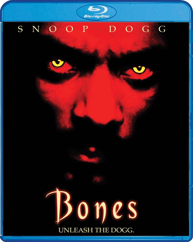 BONES Blu ray DC - Snoop Dogg Fright Flick BONES Coming to Blu-ray in 2020