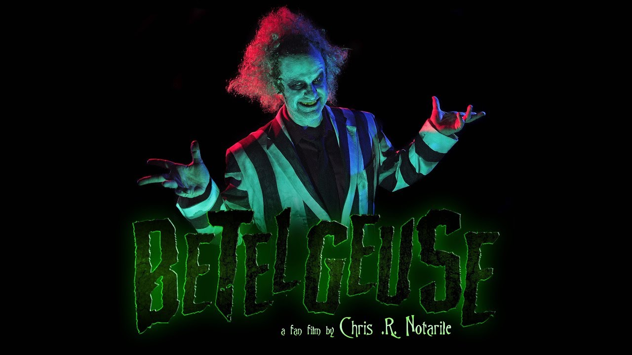 Betelgeuse - BETELGEUSE (A Fan Film) is the BEETLEJUICE Sequel We've Been Begging For