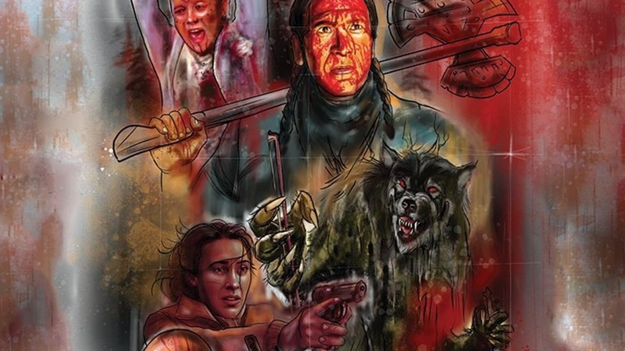Blood Quamtum Banner - Trailer: Indigenous North Americans Immune to Zombies in BLOOD QUANTUM