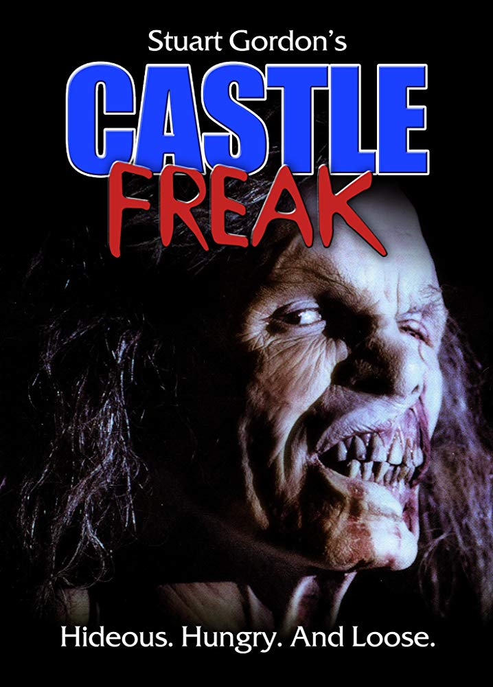 Castle Freak Poster - CASTLE FREAK Now Available to Stream on Free DREAD App!