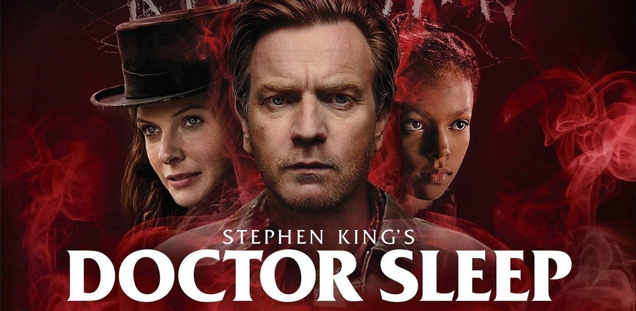 DOCTOR SLEEP Bl ray DC HD - DOCTOR SLEEP Blu-ray Sports 3-Hour Director's Cut!