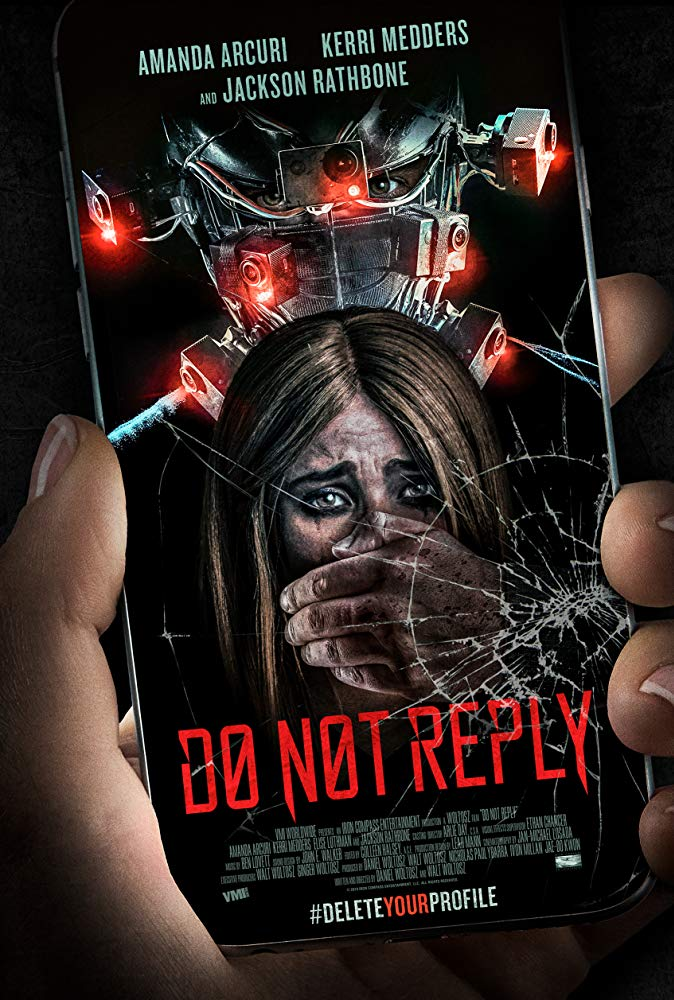 Do Not Reply Banner - Contest: Win a Pair of Tickets for DO NOT REPLY at NYC Horror Film Festival Friday 12/6