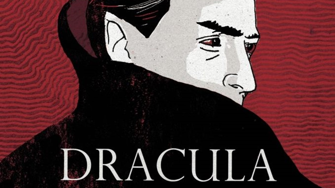Dracula Banner - Bram Stoker's Great Great Great Nephew Giving 1-Night-Only DRACULA Lecture in Napa, CA