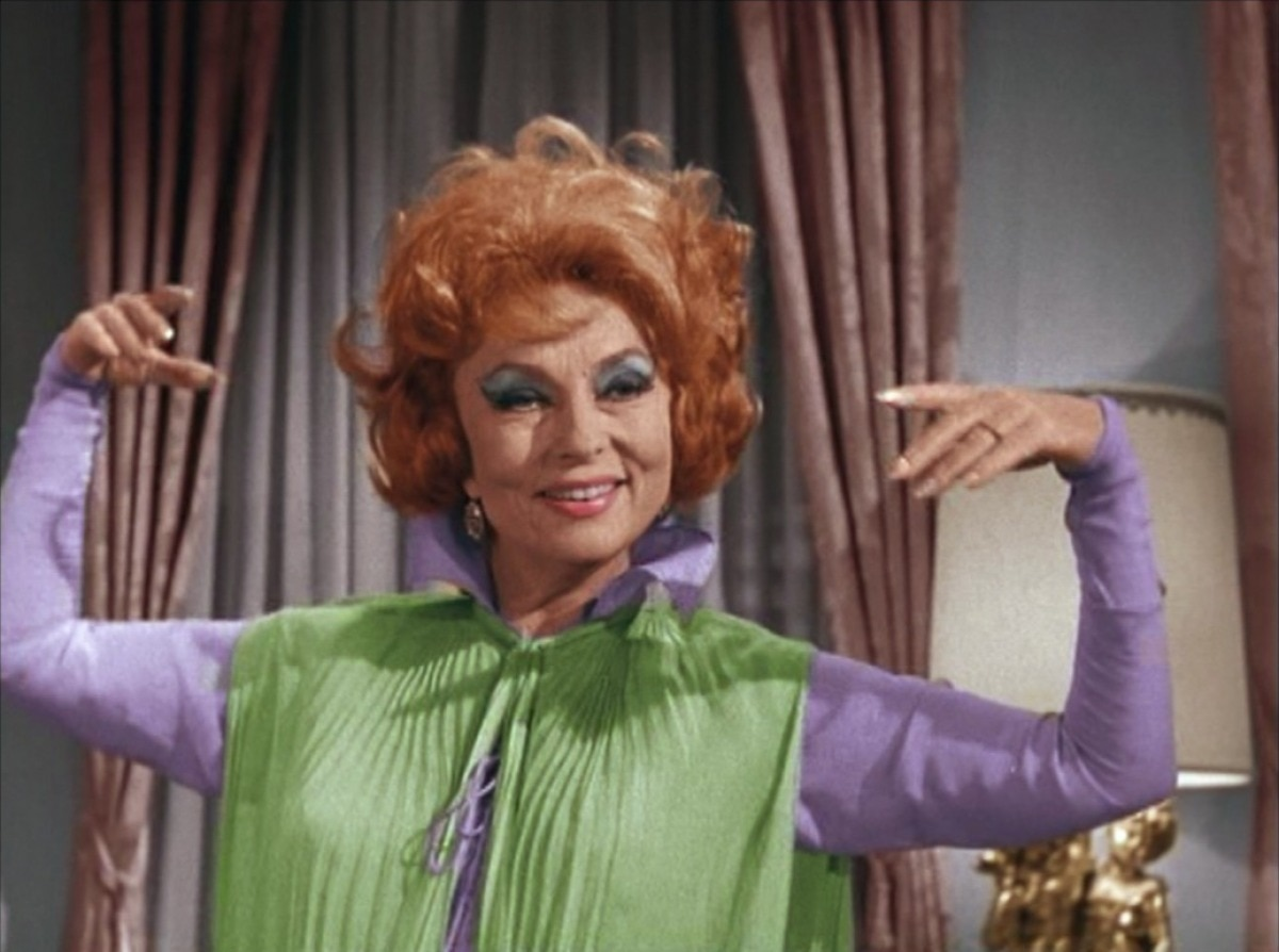 Endora - This Day in Horror: Happy Birthday Agnes Moorehead