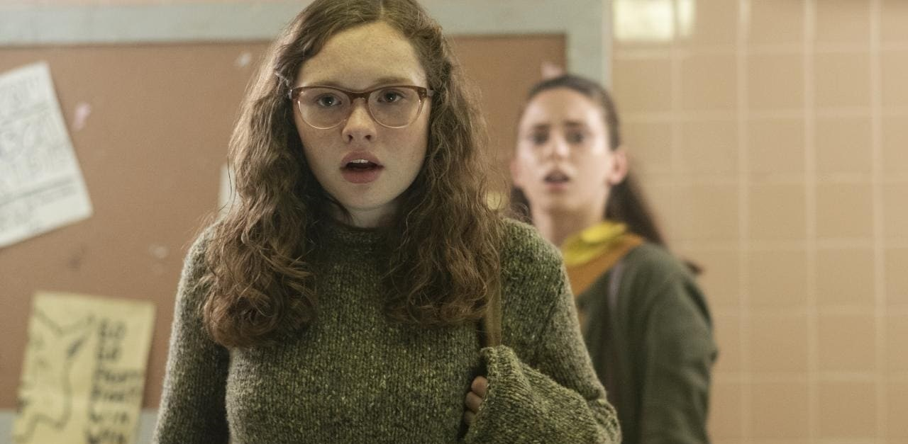FEAR THE WALKING DEAD Adds SCARY STORIES TO TELL IN THE DARK Actress Zoe Colletti - FEAR THE WALKING DEAD Adds SCARY STORIES' Zoe Colletti